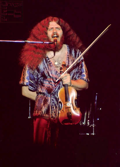 My violinists: Robby Steinhardt