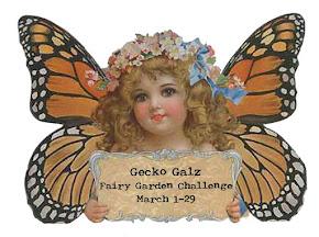 Gecko Galz March Challenge