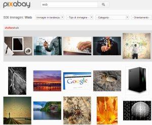 siti con immagini gratuite