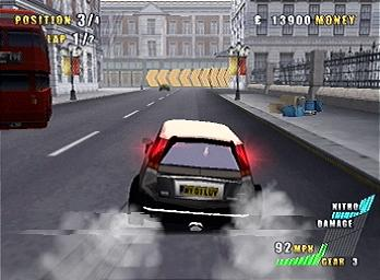 games London Racer 2