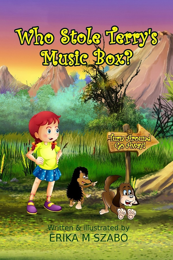 Who Stole terry's Music Box? - Children's Book