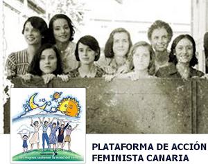 Plataforma de Acción Feminista Canaria en Facebook
