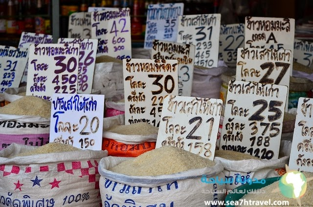 أفضل الأسواق في بانكوك