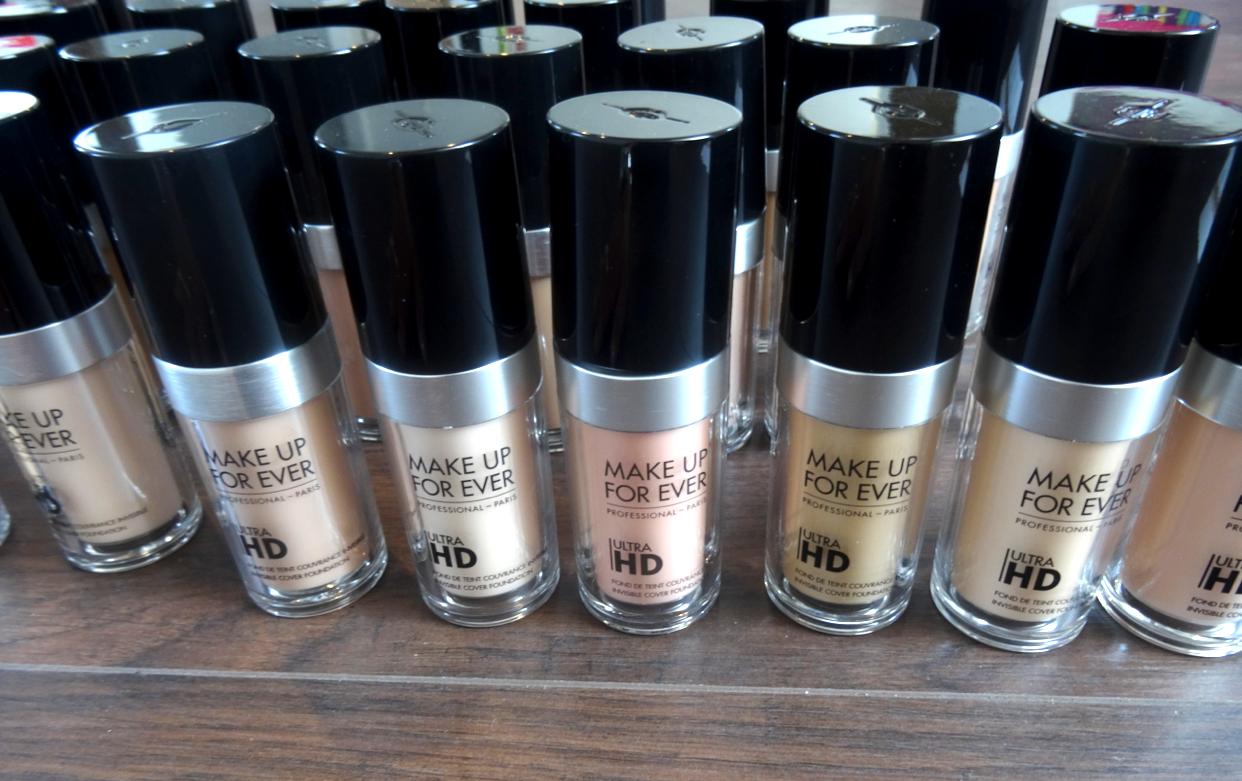 makeup forever. make up forever ultra hd foundation makeup