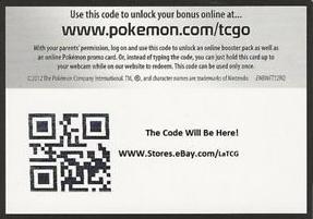 Free Pokémon Codes