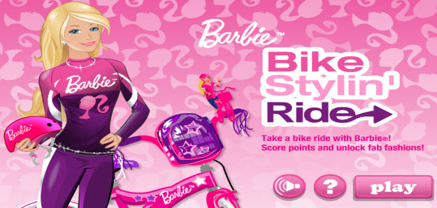 swf barbie, flashgame barbie, girl flash game, cute swf game
