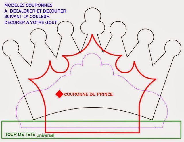 Сделать корону из бумаги для принцессы своими руками