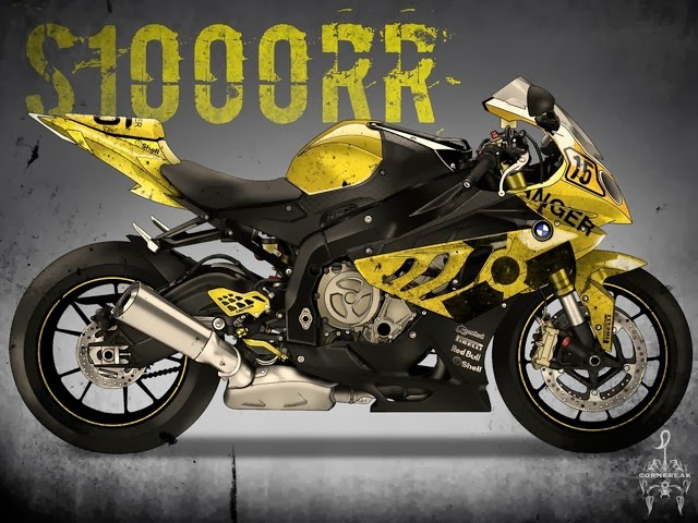 Bmw S1000rr Modification Motorcycle Style