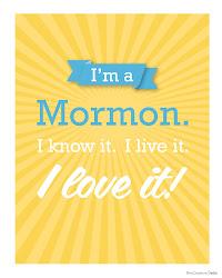 I'm Mormon!!!