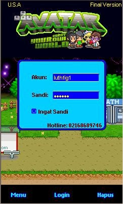 Game Online Java Avatar Online Indonesia