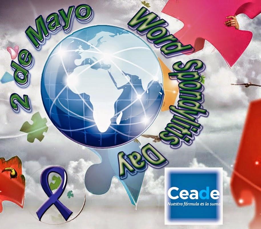 Primer sábado de Mayo Día Mundial de la Espondiltis Anquilosante