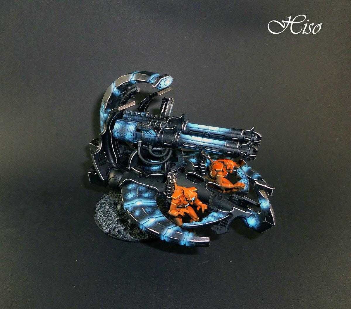 Necrons - Console d annihilation