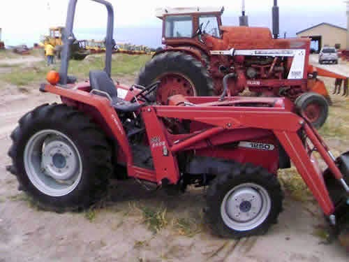 Massey Ferguson 1250 tractor parts
