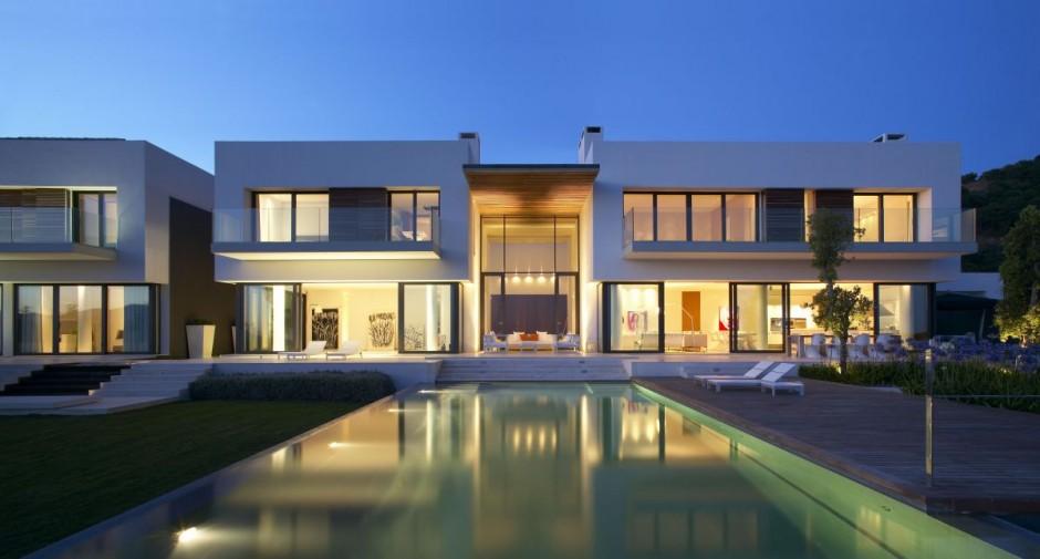 Arquitectura minimalista for Casa minimalista 2018