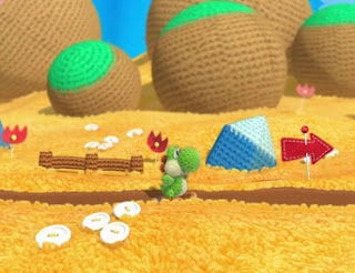 YOSHI'S WOOLLY WORLD PER NINTENDO WII U - TRAILER E RECENSIONE