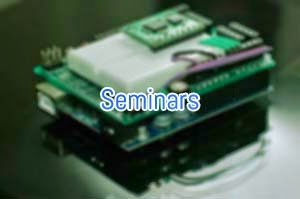 Seminar Report : Contactless Energy Transfer Sysytem With FPGA-Controlled Resonant Converter