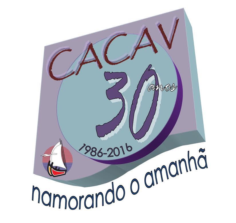 Logotipo do 30º Aniversário da CACAV