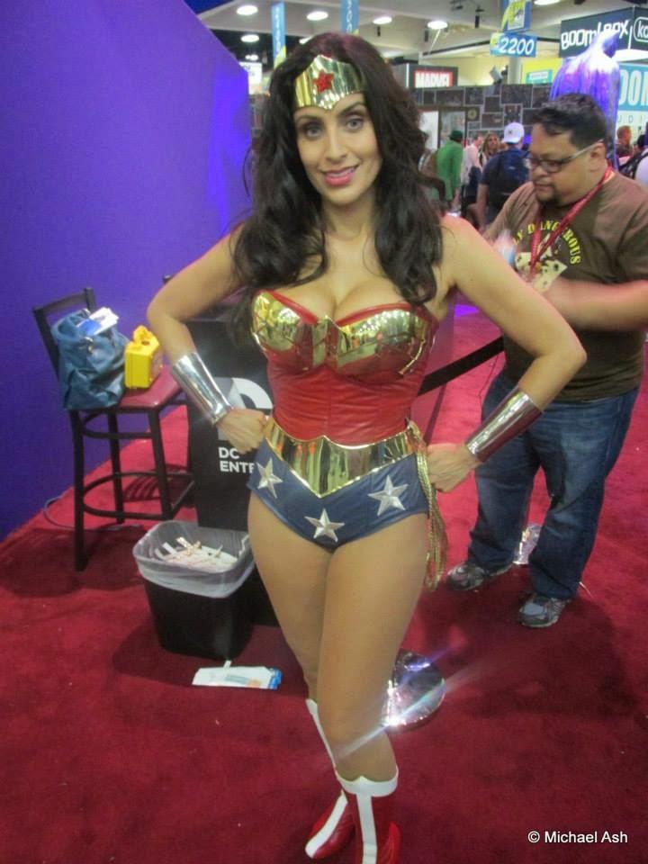 Wonder Woman by George Perez Valerie Perez Wonder Woman
