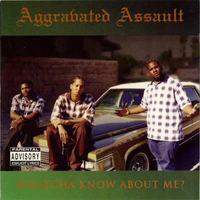 Aggravated Assault – Whatcha Know About Me? (CD) (1995) (FLAC + 320 kbps)