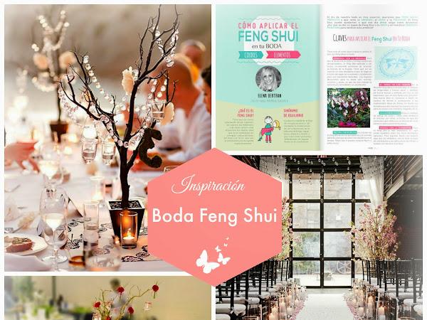 Cómo aplicar el Feng Shui en la decoración de tu Boda