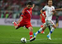 Skor Hasil Pertandingan Sepakbola Rusia vs Ceko Euro 2012