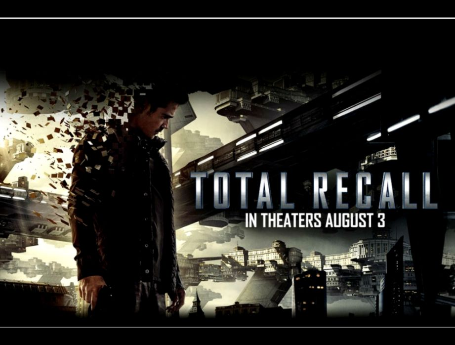 Total Recall 2012 Colin Farrell Kate Beckinsale HD Wallpapers