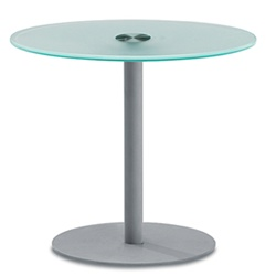 Net Series Glass Reception Table