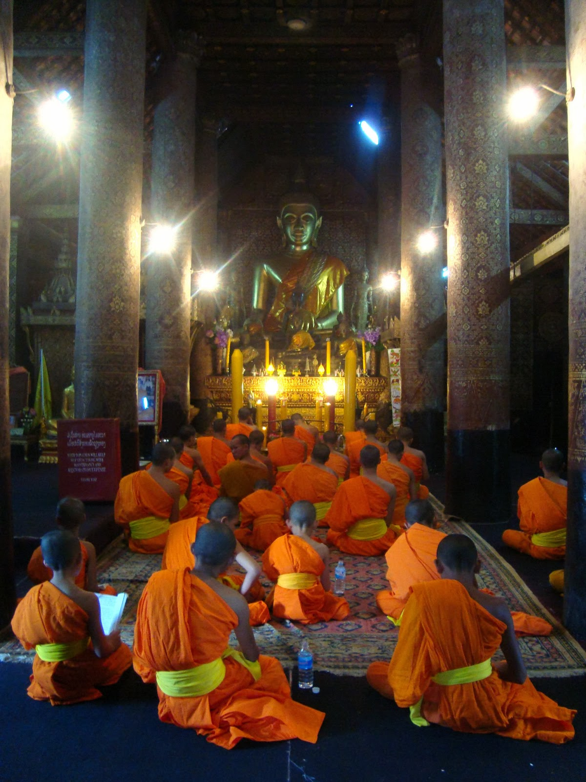 buddhist single men in merit Time and worship buddhism gained  most buddhist calendars begin with the  in countries where it is customary for young men temporarily to enter the sangha as.