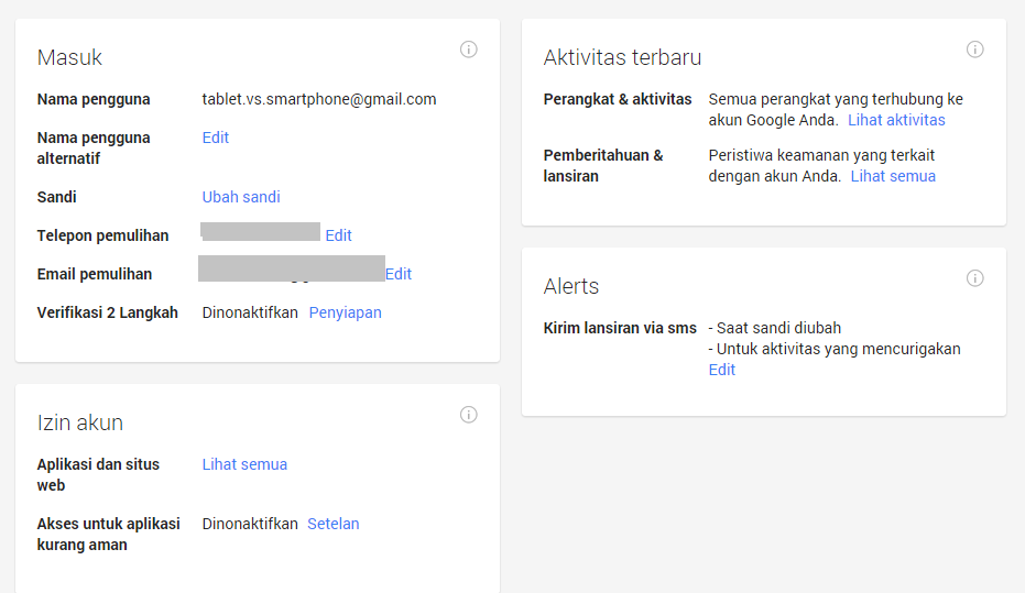 Cara mengamankan akun Google Anda dari perangkat yang mencurigakan dan menghapusnya