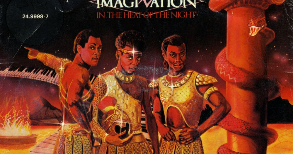 Imagination - In The Heat Of The Night (Club Edition)