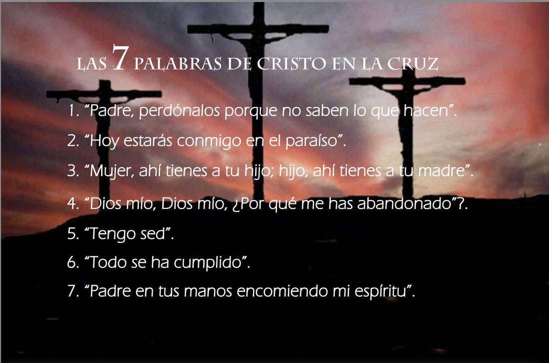 Semana Santa: Las siete palabras de Cristo en la Cruz