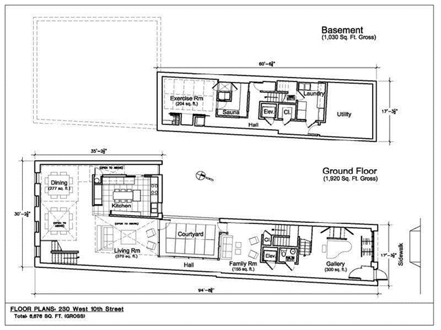 Apartment Townhouse Plans