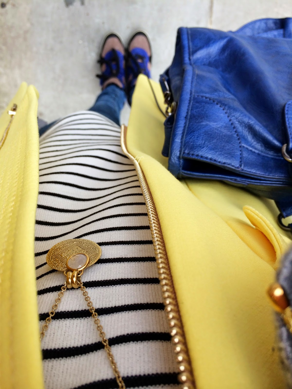 from where i stand, fwis, balenciaga, ash trainers, ash wedge heels, ash wedge heel trainer, monica vinader, monica vinader necklace, monica vinader pendant, yellow coat, zara yellow coat