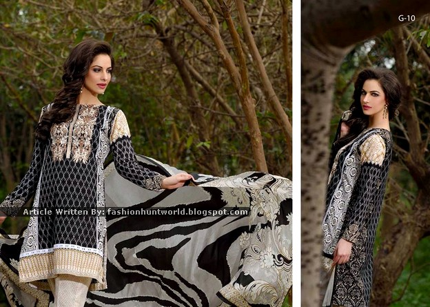 Gohar Lawn Collection 2015-2016 - 05