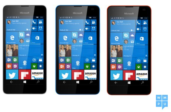 Microsoft Most Affordable Smartphone Lumia 550