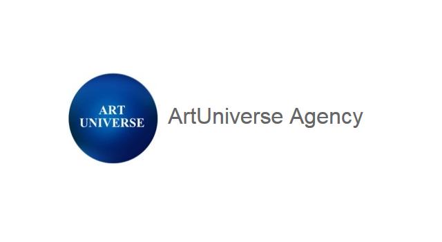 Logo ArtUniverse Agency