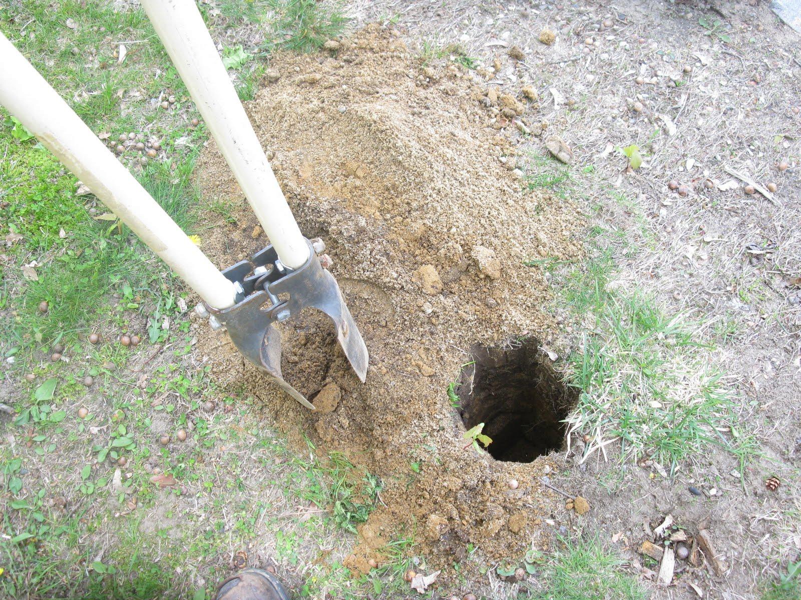 Anyone Ever Use A One Man Post Hole Digger Tacoma World