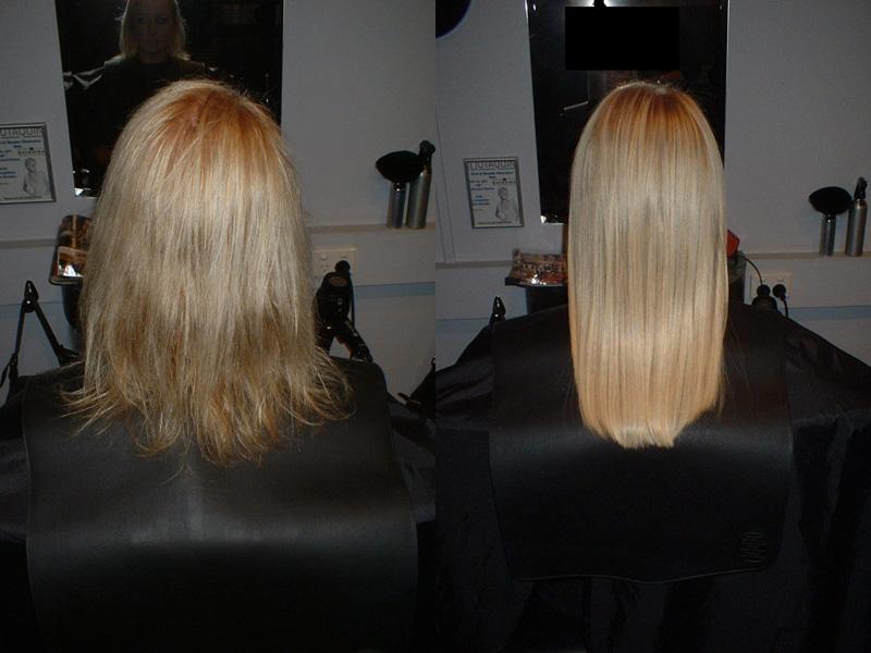 Noelle Speaks Hair Extensions Are Not Just For Long Hair