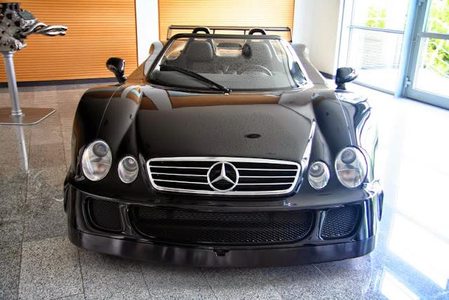 mercedes r297 black