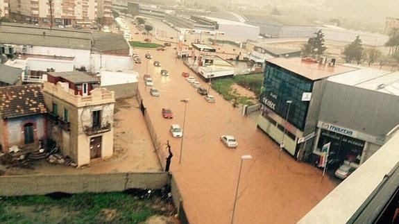 Sire las lluvias dejan 148 l m2 en 4 horas en alzira - Hoteles en alzira valencia ...