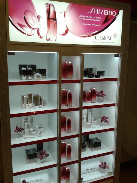 Shiseido Spa Milan