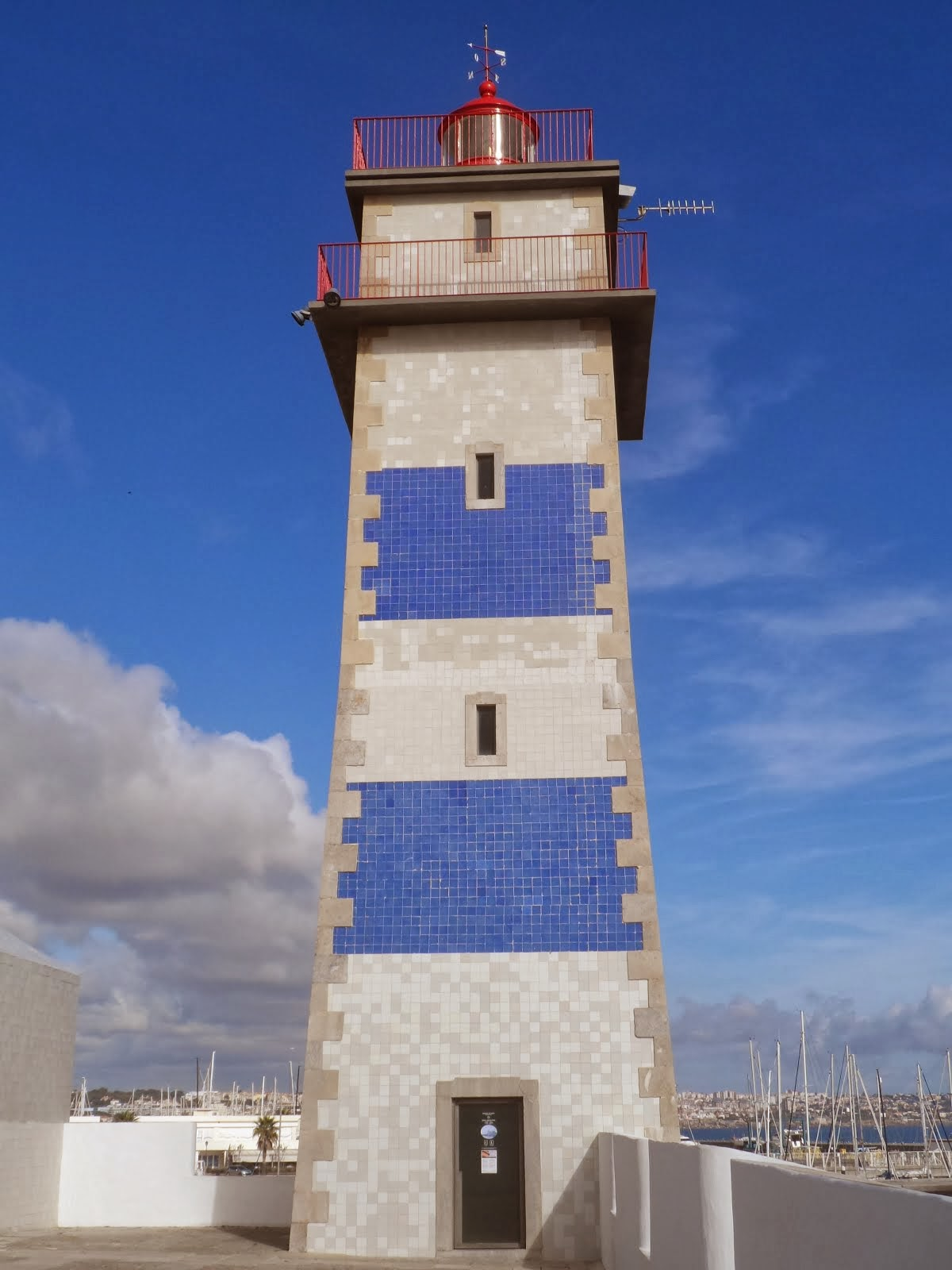 Phare de Santa Marta (Portugal)