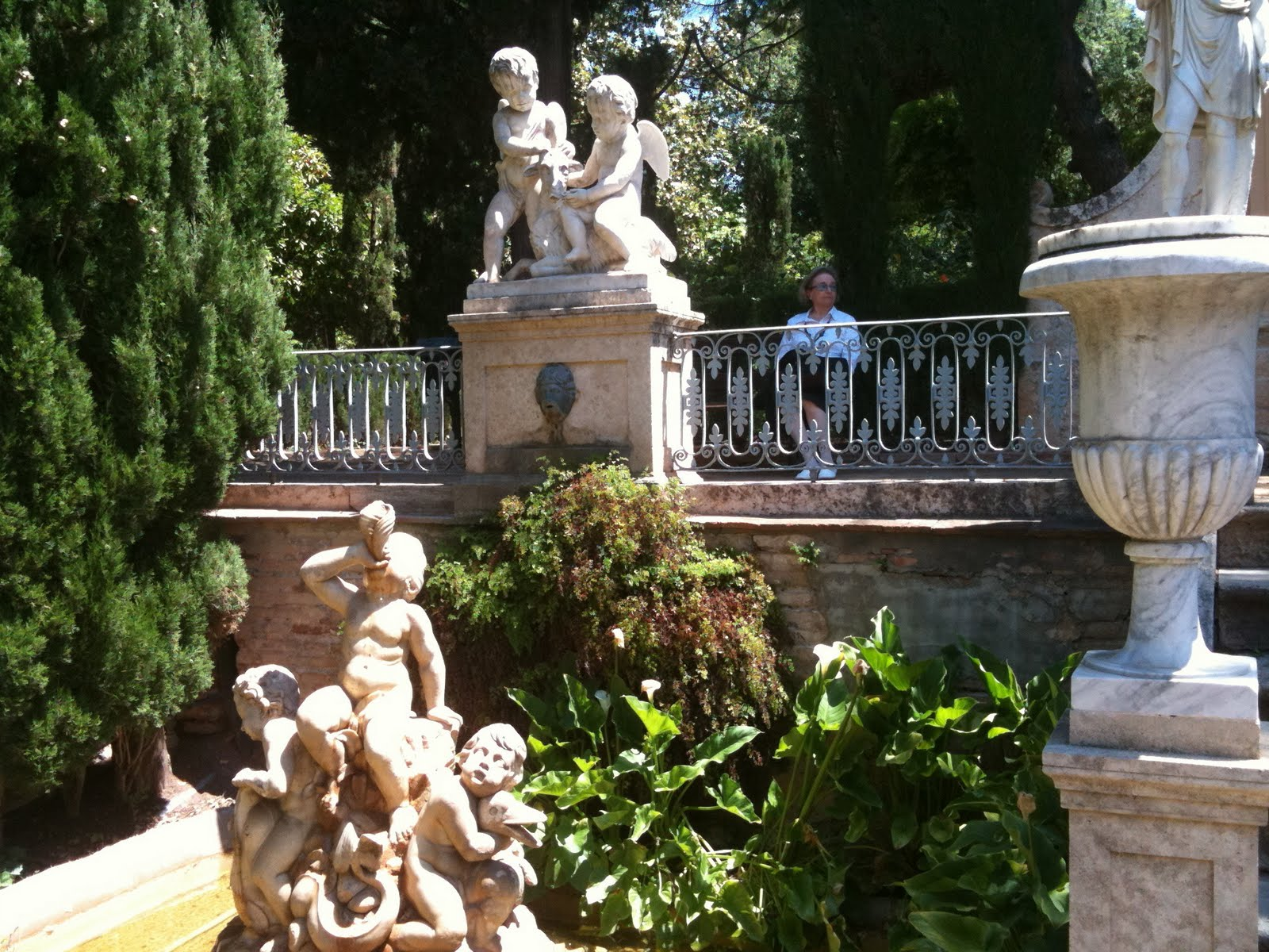 Jardines de monforte fotos vhs for Jardines de monforte