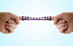 Bondage How to Create a Chinese Finger Trap 1/1