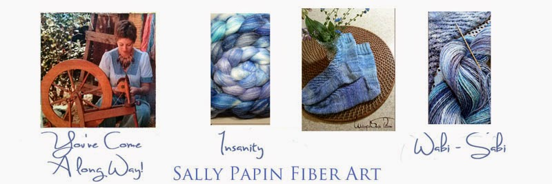 Sally Papin Fiber Art