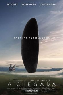 A Chegada Torrent (2017) – BluRay 1080p | 720p Dublado Download