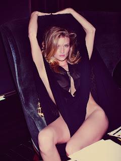 Rosie Huntington Whiteley for Muse Magazine Summer 2013
