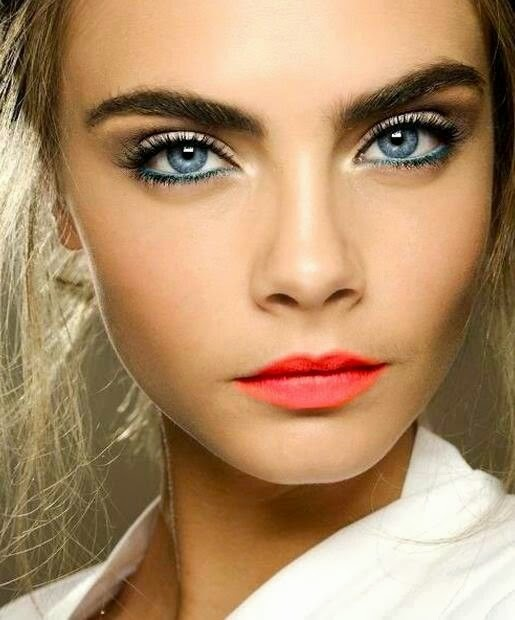 looks creative to Makeup enhance ideas on  and eyes  makeup inspiration//Top makeup  most ten natural blue