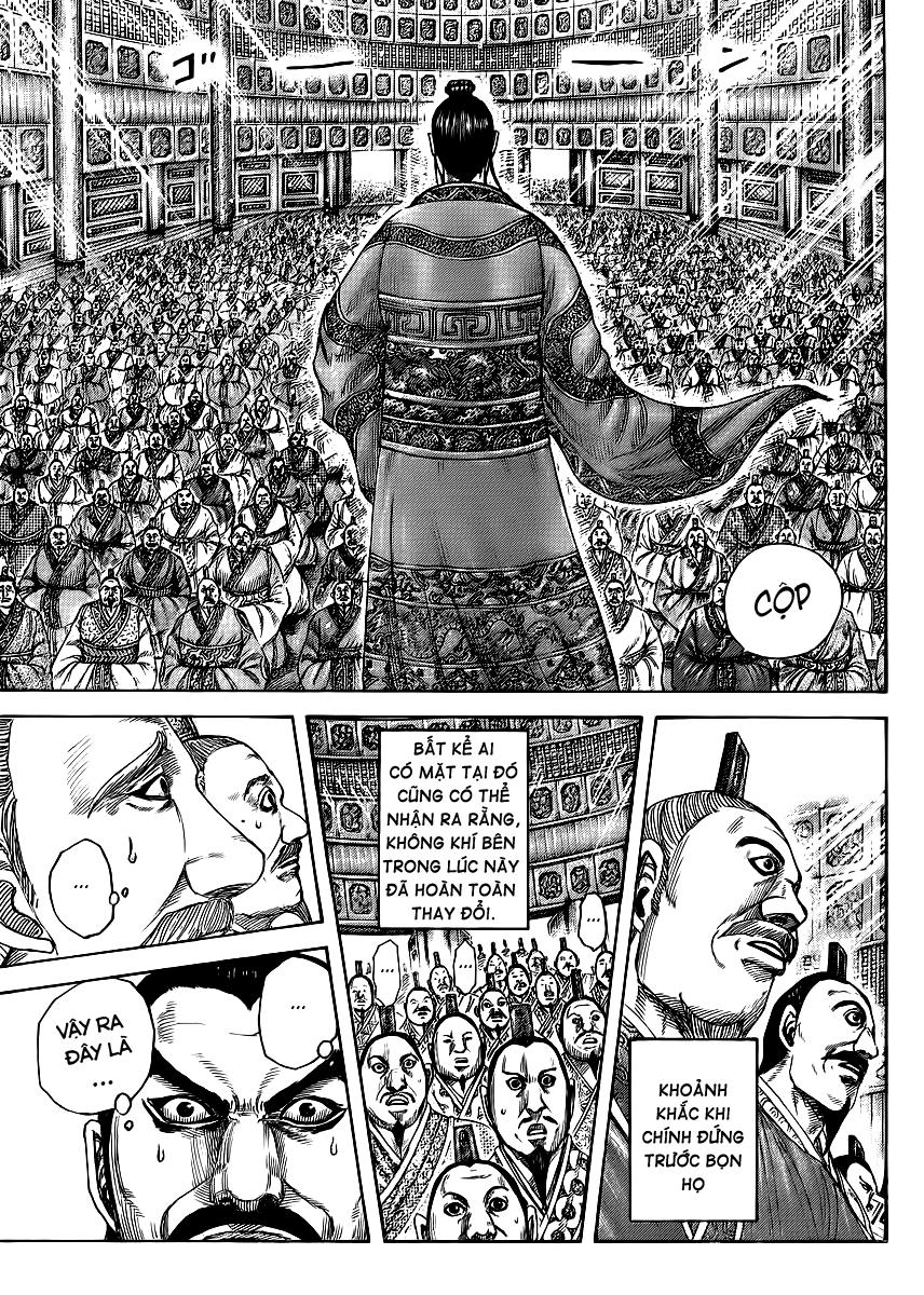 Kingdom - Vương Giả Thiên Hạ Chapter 412 page 14 - IZTruyenTranh.com