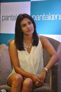 Priya Anand  Pictures in Shorts at Pantaloons Store Launch ~ Celebs Next